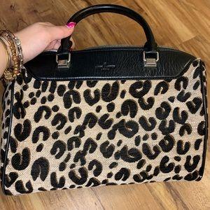 Louis Vuitton leopard speedy 30